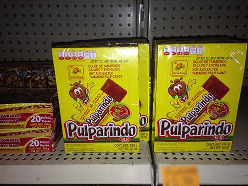Speciality Candies - Pulparindo Candy