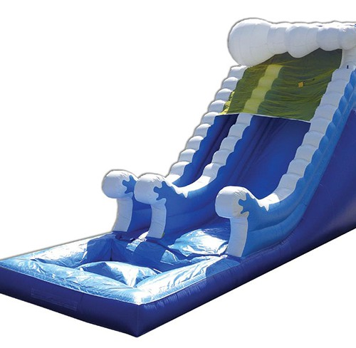 Ocean Water Slide