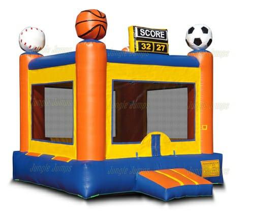 Sports Jumper Ballon