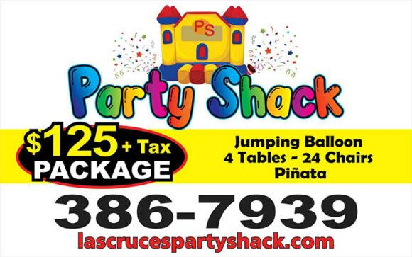 Las Cruces Party Shack